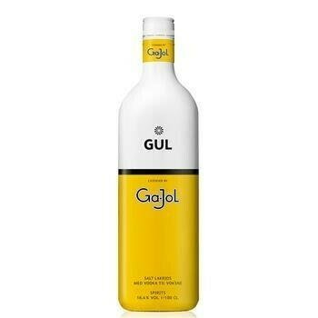 Ga-Jol Original Gul / Salt Lakrids 30%* 1 Ltr