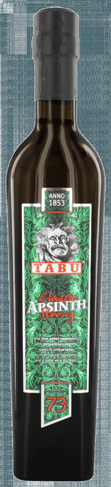 Tabu Absinth Strong Fl 50