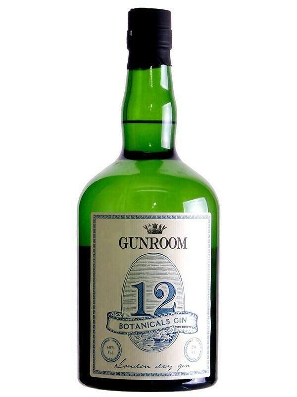 Gunroom 12 Botanicals Gin Fl 70