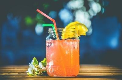 Sugerøret er en viktig del av en drink