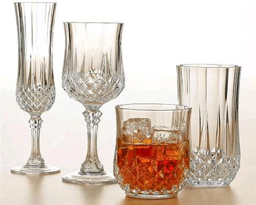 longchamp krystalglas